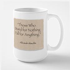 Large Mug: Fall for Anything