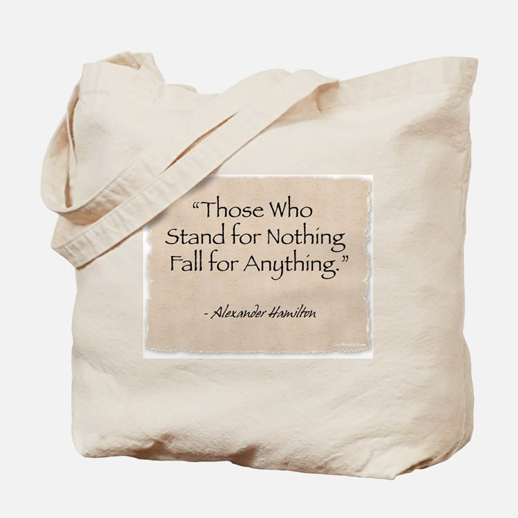 Tote Bag: Fall for Anything