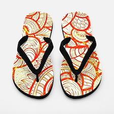 jambo red Flip Flops