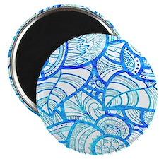 jambo blue Magnets