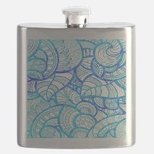 jambo blue Flask