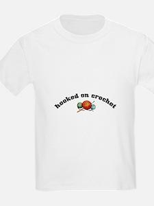 Hooked on Crochet Kids T-Shirt