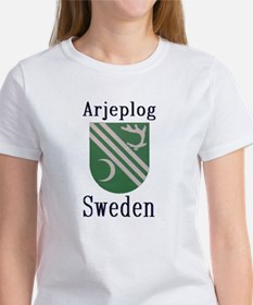 The Arjeplog Store Women's T-Shirt
