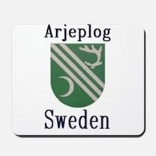 The Arjeplog Store Mousepad