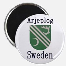 The Arjeplog Store Magnet