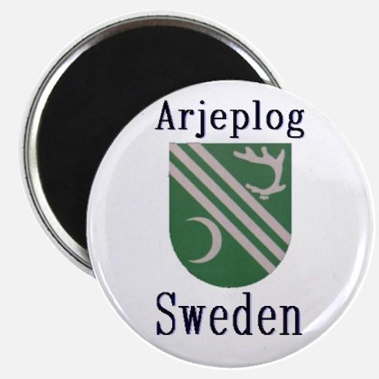 The Arjeplog Store Magnet