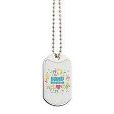 Marching Band Director Dog Tags