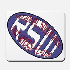 RSW Fort Myers USA Mousepad