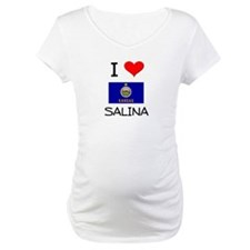 I Love SALINA Kansas Shirt