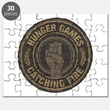 Hunger Games Catching Fire Hand Sign Puzzle