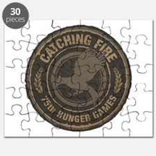 Catching Fire 75th Hunger Games Puzzle