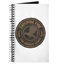 Catching Fire 75th Hunger Games Journal