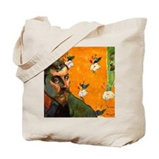 Self-Portrait Dedicated to Vincent Van Go Tote Bag