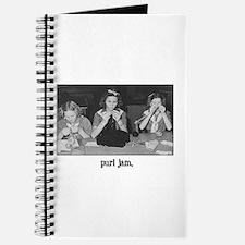 Knitting - Purl Jam Journal