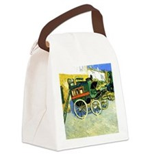 Van Gogh: The Tarascon Diligence Canvas Lunch Bag