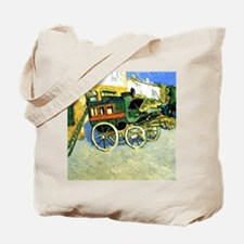Van Gogh: The Tarascon Diligence Tote Bag