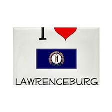 I Love LAWRENCEBURG Kentucky Magnets