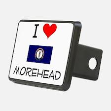 I Love MOREHEAD Kentucky Hitch Cover