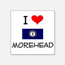 I Love MOREHEAD Kentucky Sticker