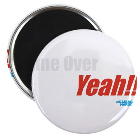 Game Over Yeah!!! Magnet