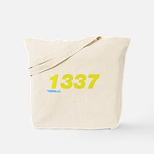 1337 Tote Bag