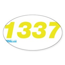 1337 Decal