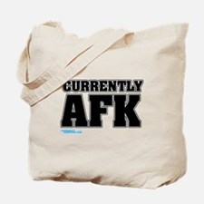 Currently AFK Tote Bag