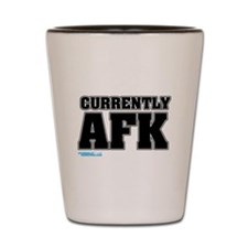 Currently AFK Shot Glass