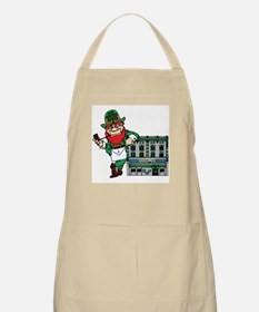 Irish Masonic Hall BBQ Apron