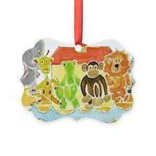 Noah's Ark Critters Ornament