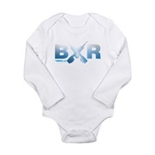 BXR Long Sleeve Infant Bodysuit