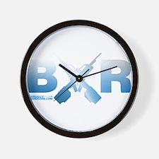BXR Wall Clock