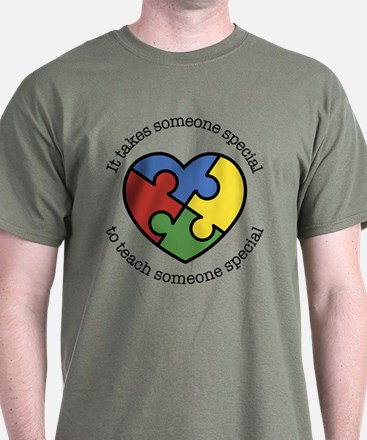 It Takes Someone Special To Teach Som T-Shirt