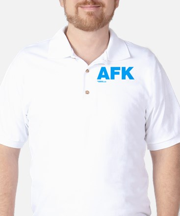 AFK Golf Shirt