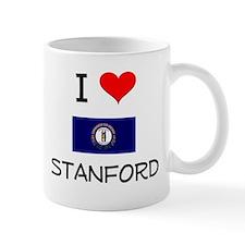 I Love STANFORD Kentucky Mugs