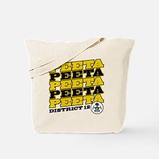 Peeta Tote Bag