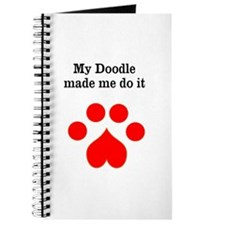 Doodle made me 2 Journal