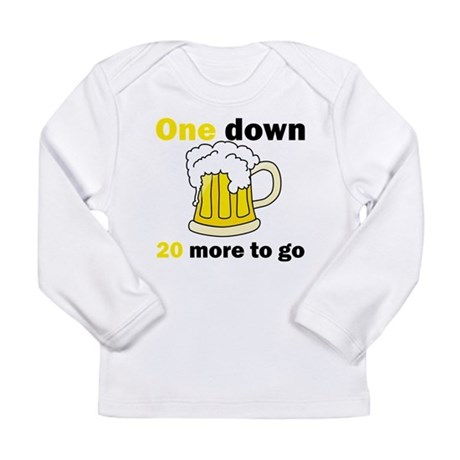 20 More To Go Long Sleeve T-Shirt
