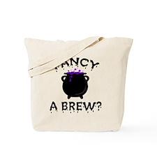 'Fancy a Brew?' Tote Bag