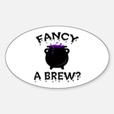 'Fancy a Brew?' Decal