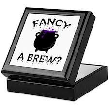 'Fancy a Brew?' Keepsake Box