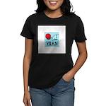 I Love Yarn Women's Dark T-Shirt