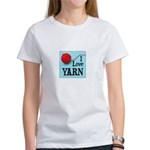 I Love Yarn Women's T-Shirt