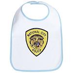 National City Police Bib