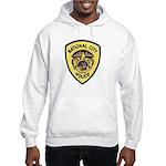 National City Police Hooded Sweatshirt