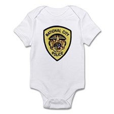 National City Police Onesie