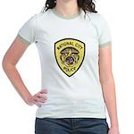 National City Police Jr. Ringer T-Shirt