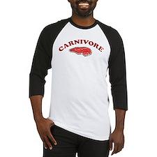 Carnivore T-shirt Baseball Jersey