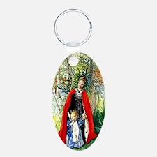 Carl Larsson: Spring Prince Keychains