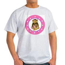 Dress Up Earrings & Handbag Monkey T-Shirt